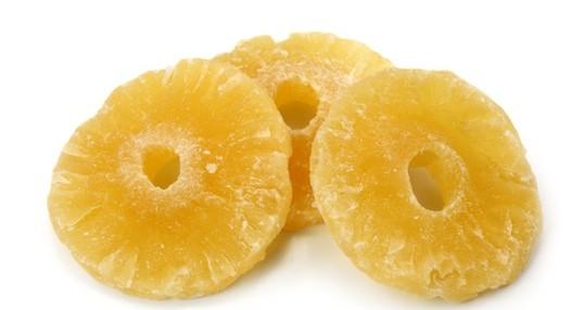 Dried pineapple 538 538x286
